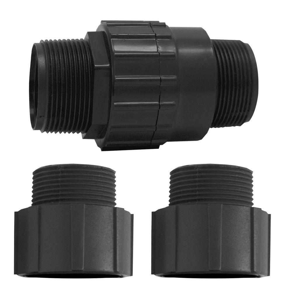 1-1/4 in. or 1-1/2 in. NPT Universal Check Valve