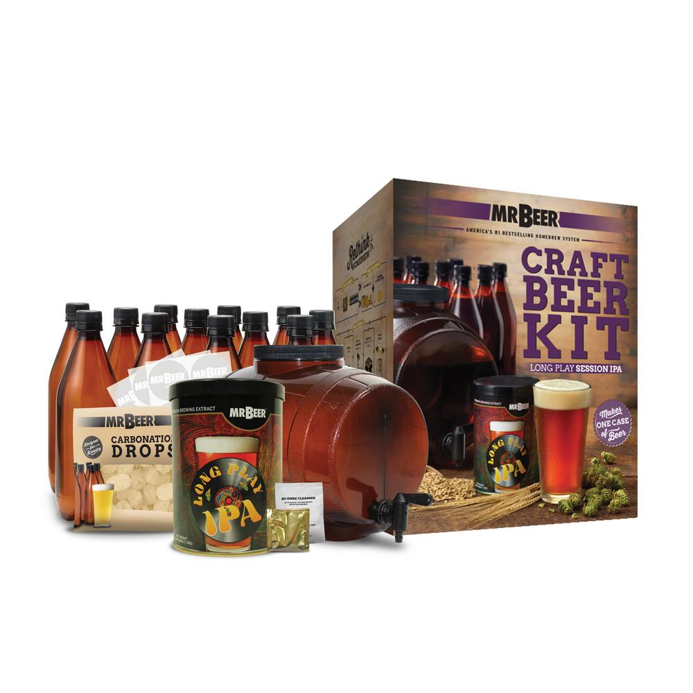 Long Play IPA Complete Beer Brewing Kit