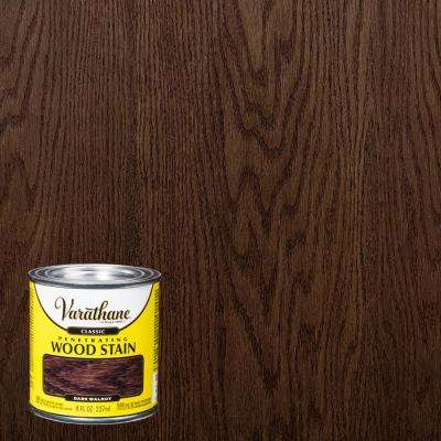 1 Gal. Dark Walnut Classic Wood Interior Stain