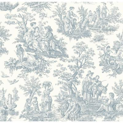Waverly Classics Country Life Wallpaper