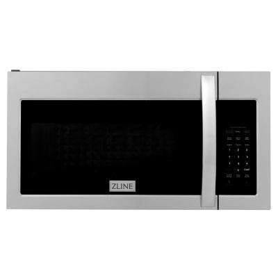 ZLINE 1.5 cu. ft. Over the Range Microwave Oven in Stainless Steel