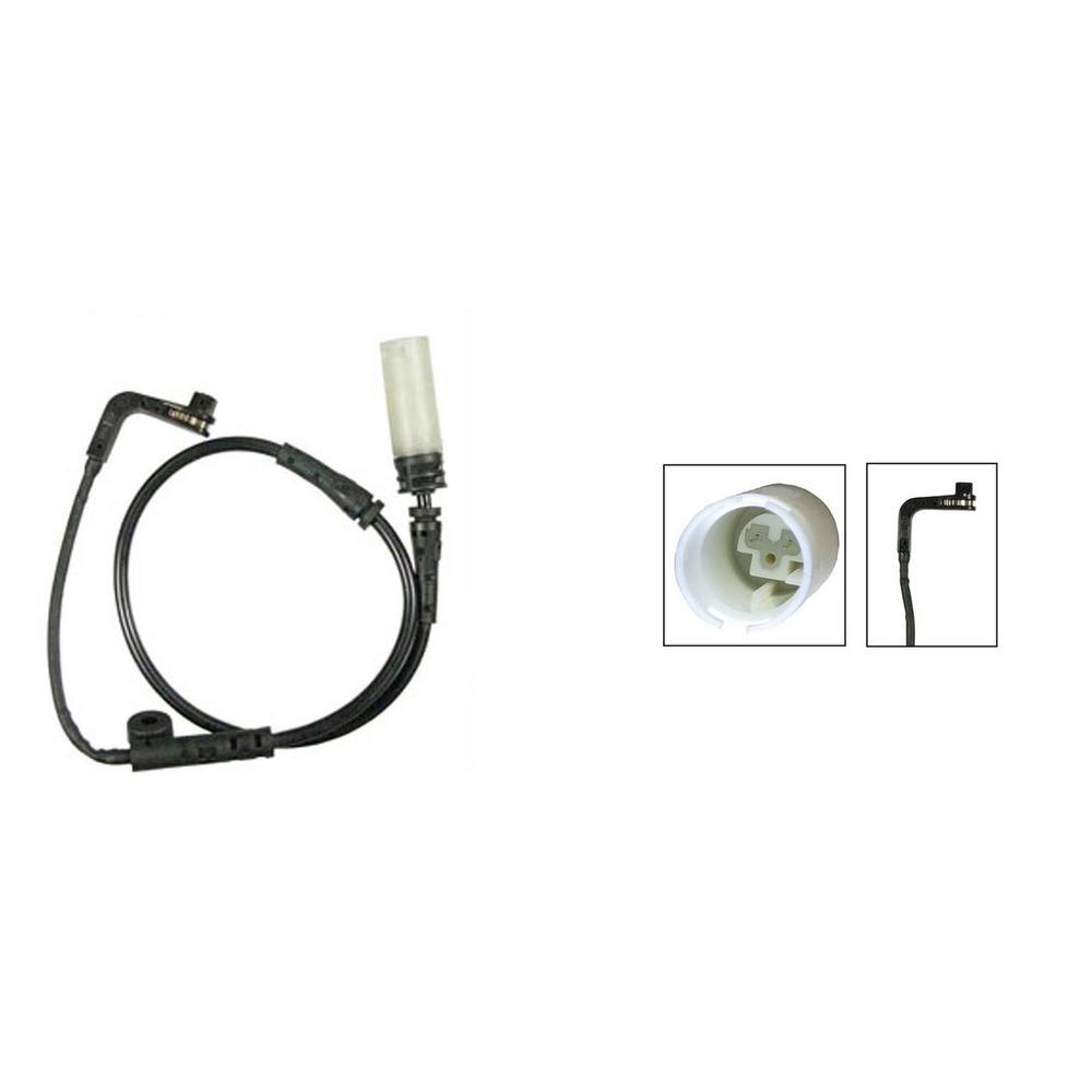 Disc Brake Pad Wear Sensor-Electronics Brake Pad Wear Sensor Rear fits 530xi