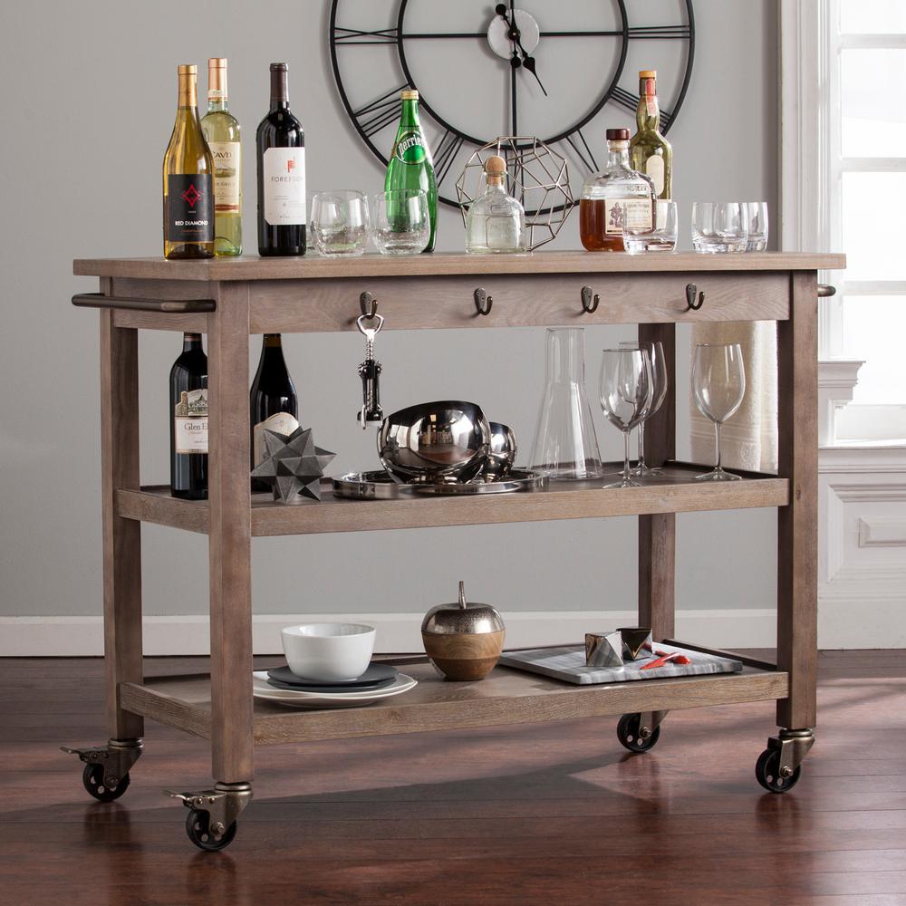 Soto Industrial Kitchen Cart