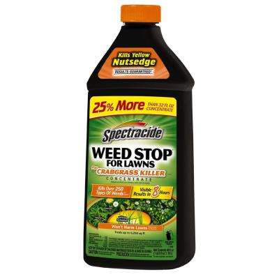 40 oz. Lawn Weed and Crabgrass Killer Concentrate