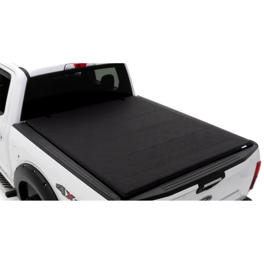 Lund Genesis Tri Fold 2002 To 2017 Dodge Ram 1500 Tonneau Cover 95063 The Home Depot