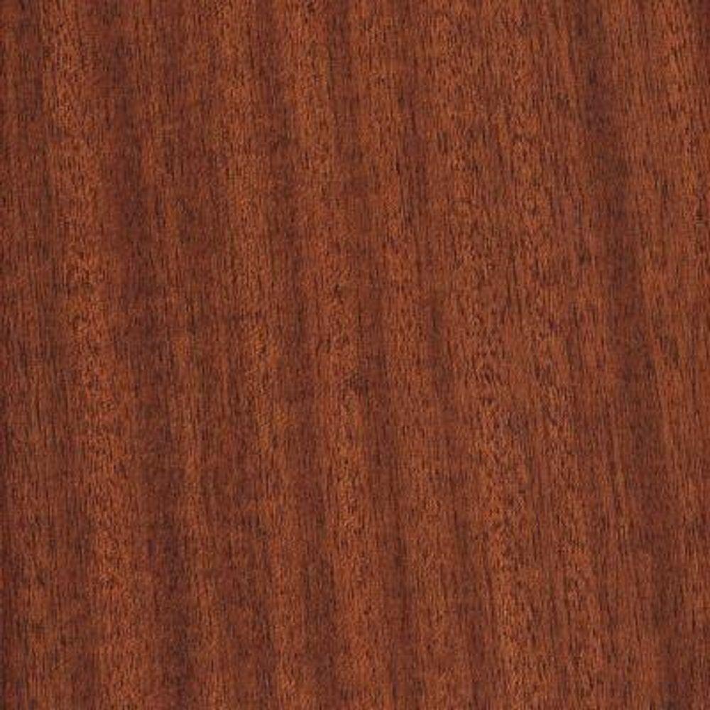 Take Home Sample - Matte Bailey Mahogany Click Lock Hardwood Flooring - 5 in. x 7 in.