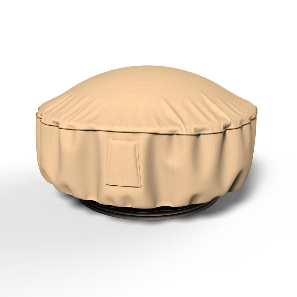 Budge Chelsea Firepit Covers P9A15TN1 The Home Depot