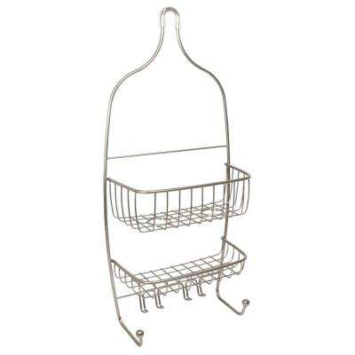 Raphael Shower Caddy in Satin Nickel