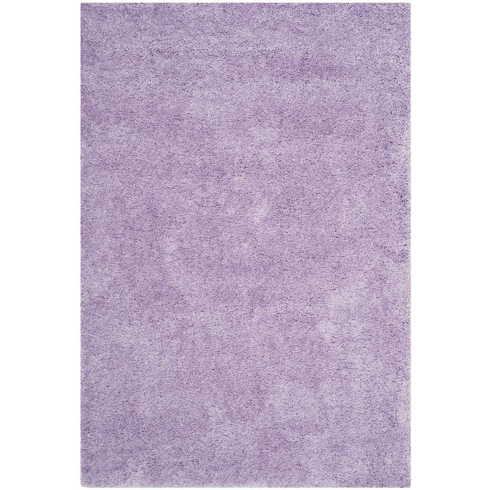 safavieh california shag lilac 8 ft x 10 ft area rug