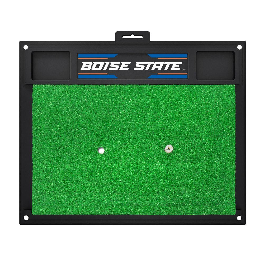 NCAA Boise State University 17 in. x 20 in. Golf Hitting