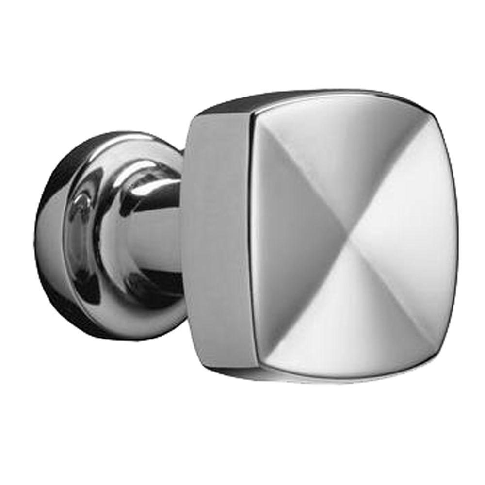 KOHLER Margaux 15/16 in. Polished Chrome Cabinet Knob