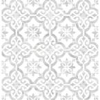 Luxe Haven Harbor Mist Porto Tile Peel and Stick Wallpaper (Covers 40.5 sq. ft.)