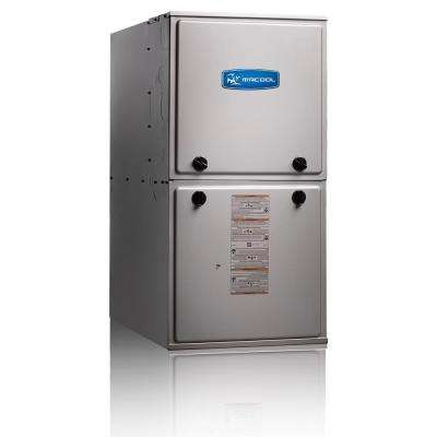 95.5% AFUE 4 Ton 80,000 BTU Multi-Position Multi-Speed Gas Furnace