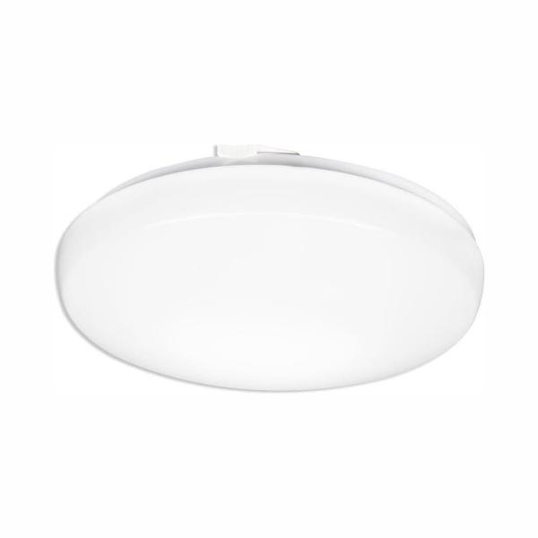 Contractor Select FMLRL Series 14 in. 3000K Soft White Integrated 1600 Lumen LED Round Flush Mount Light Fixture