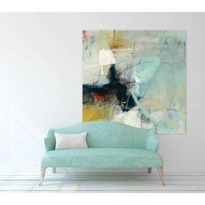 "72 in. x 72 in. ""Apex I"" by CJ Anderson Printed Framed Canvas Wall Art"