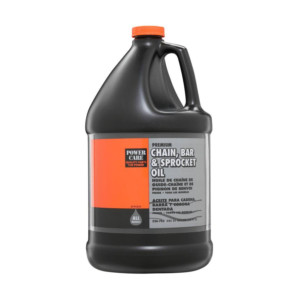 power care 1gal bar and chain oil
