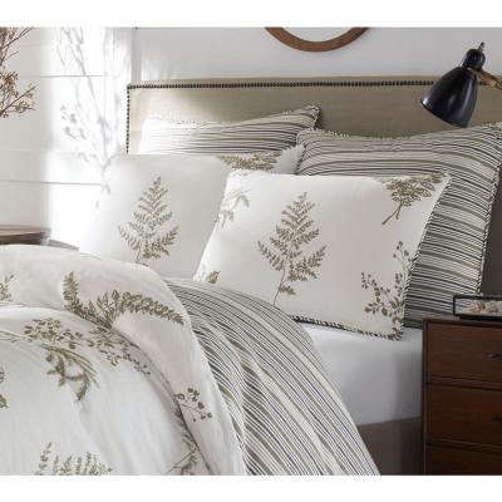 Willow Floral Duvet Cover Set