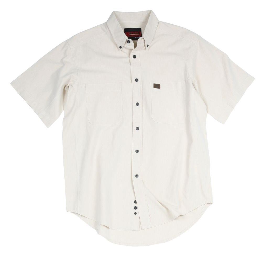 4X-Large Men's Riggs Chambray Work Shirt