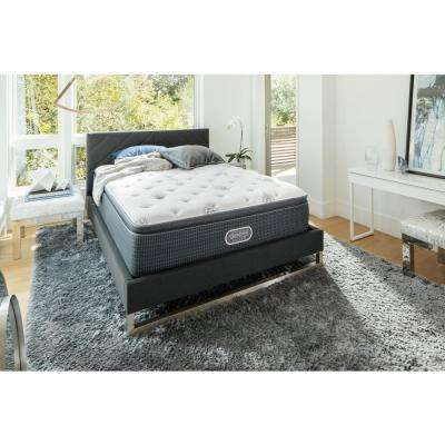 River View Harbor Queen Extra Firm Low Profile Mattress Set