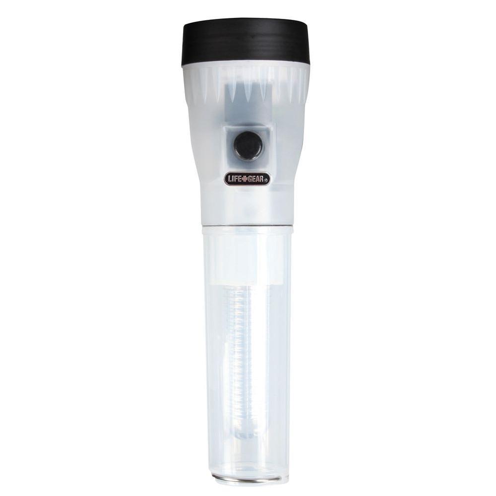Life+Gear AR Tech 2-in-1 AA LED Flashlight and Lantern