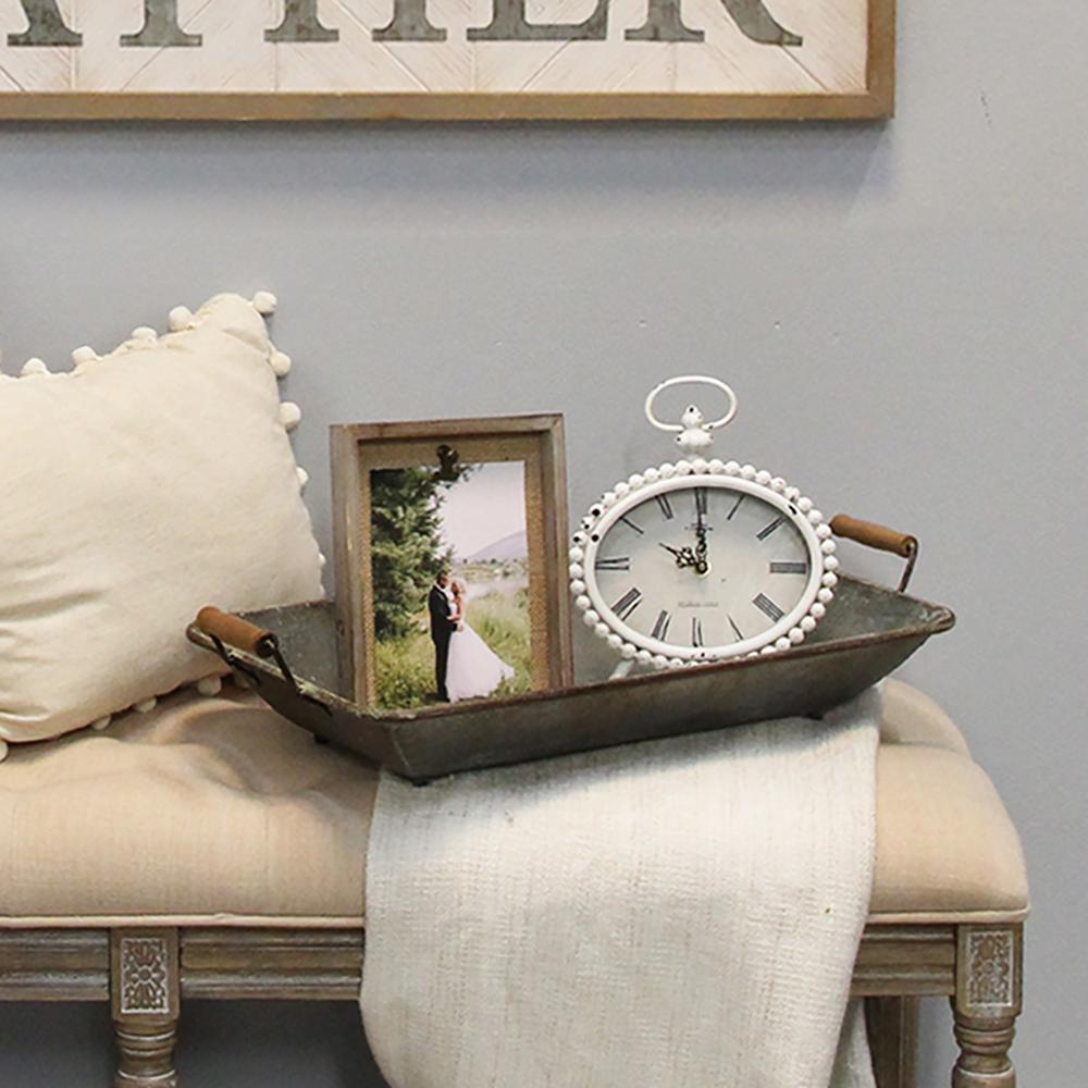 Allie Table Clock