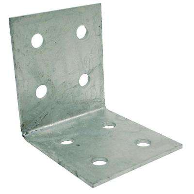 Hot-Dip 5 in. x 5 in. 7-Gauge Galvanized Heavy Angle