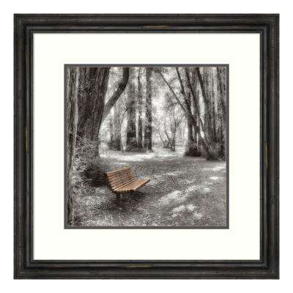 """Old Mill Park"" by Alan Blaustein Framed Wall Art"
