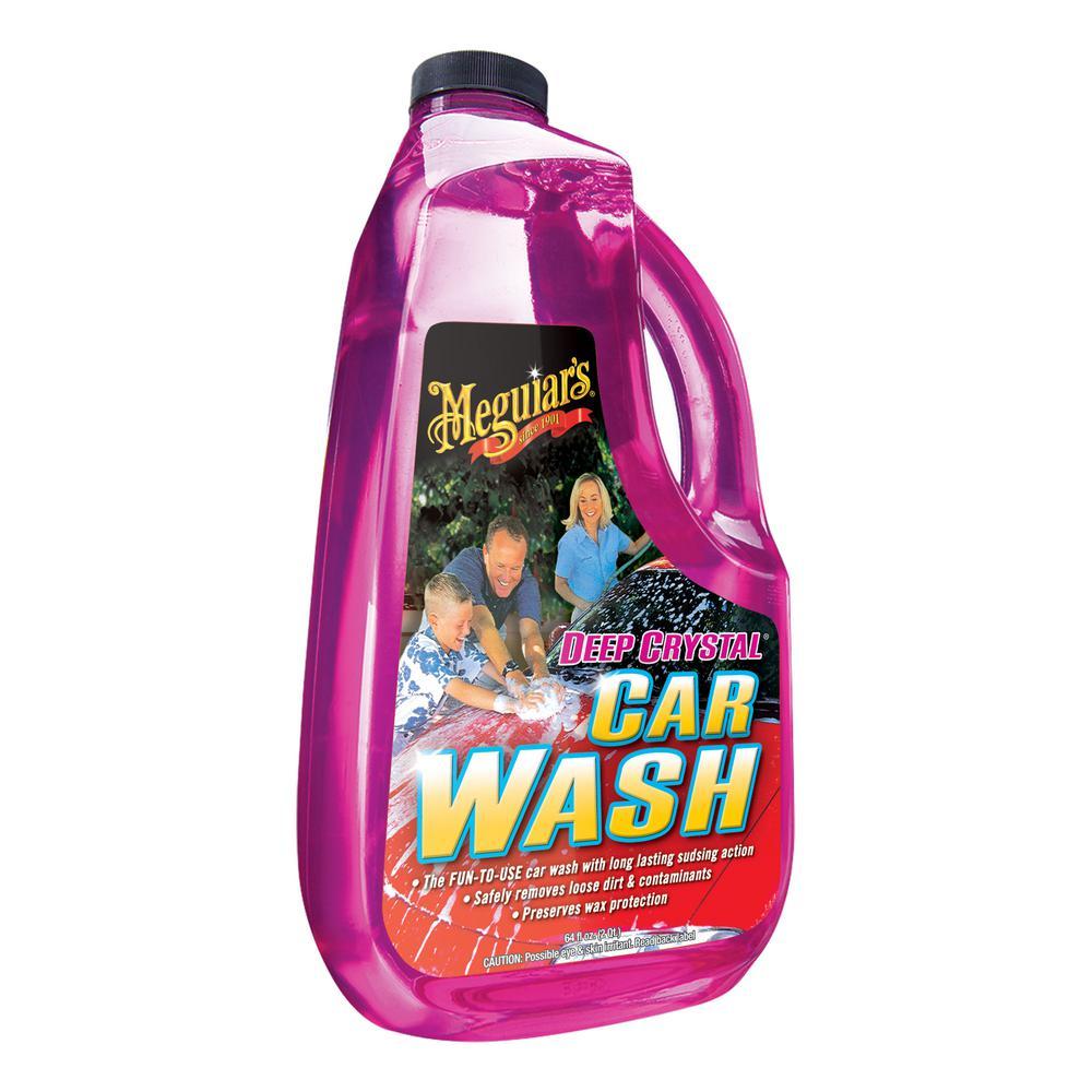 64 oz. Automotive Deep Crystal Car Wash