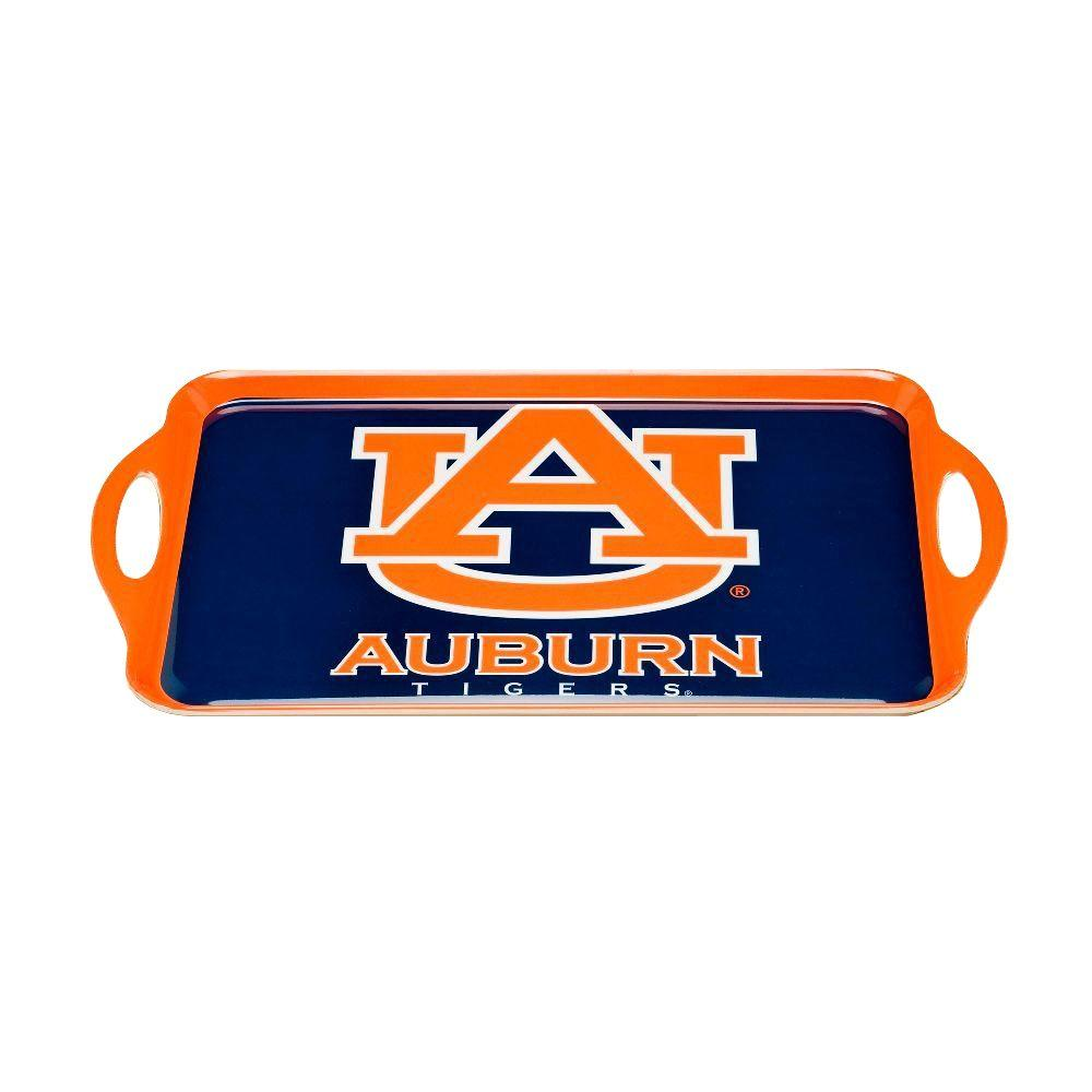 BSI Products NCAA Auburn Tigers Melamine Serving Tray