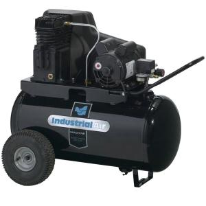 Industrial Air 20 Gal. Portable Electric Air Compressor by Industrial Air