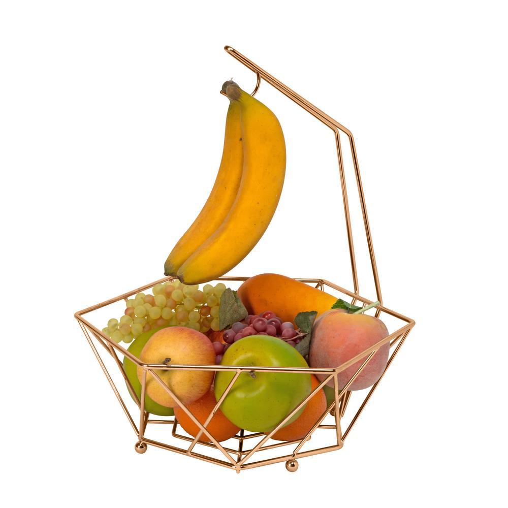 Metal - Fruit Baskets - Countertop Storage - The Home Depot