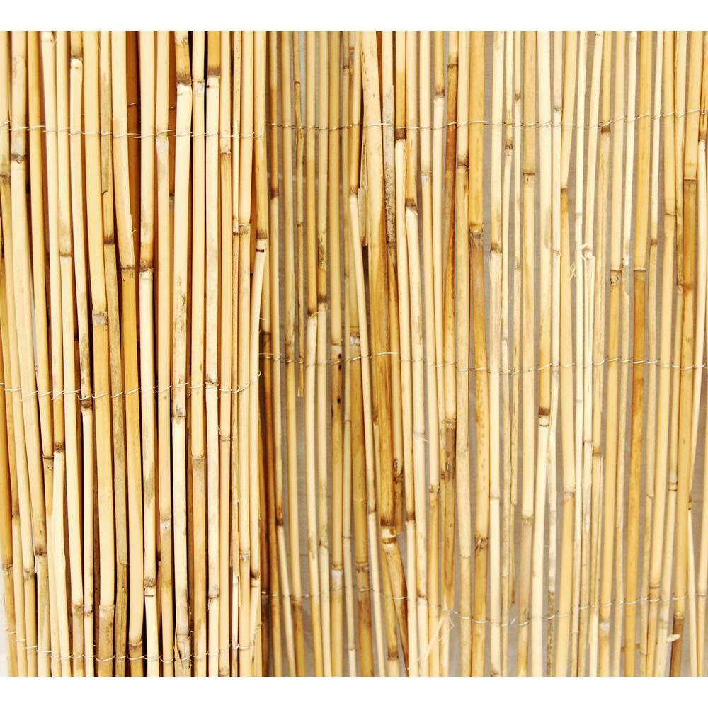 4 6 Ft X 16 Ft Reed Bamboo Tiki Garden Yard Privacy