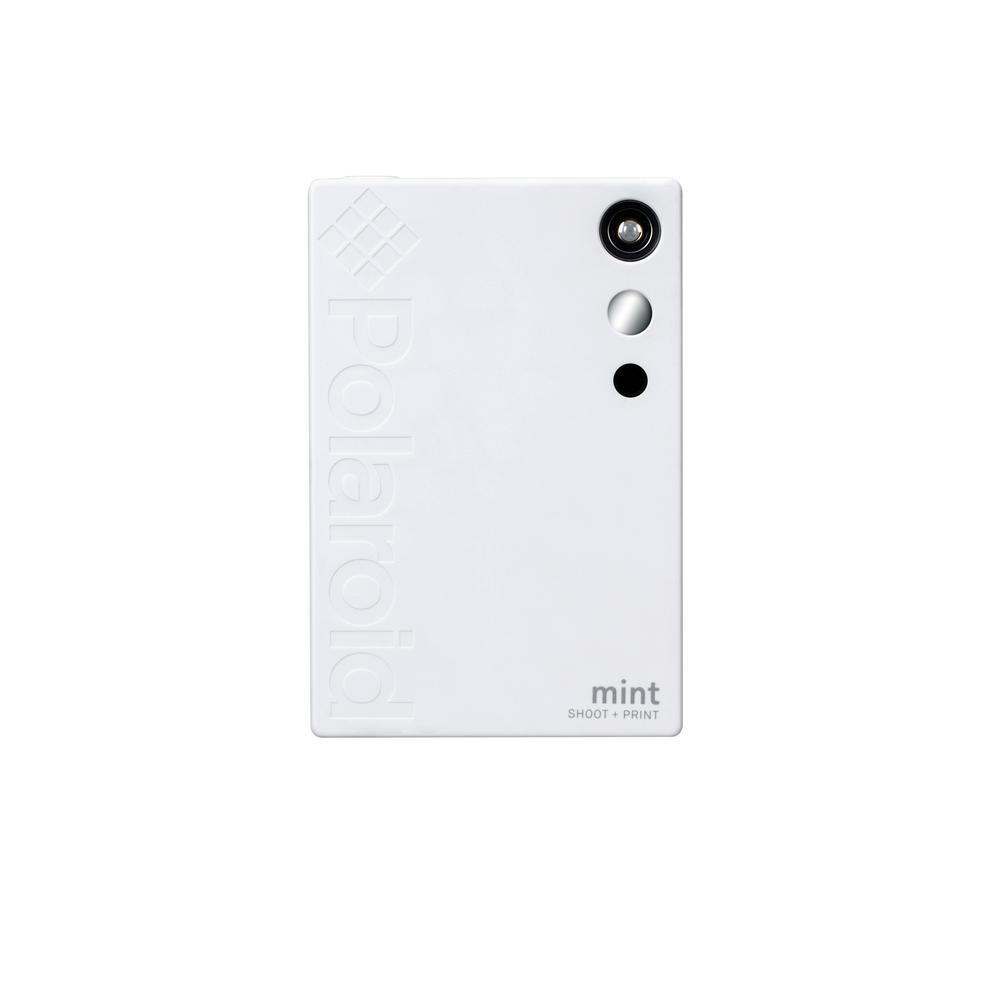 Polaroid Mint 2-in-1 Camera and Printer in White