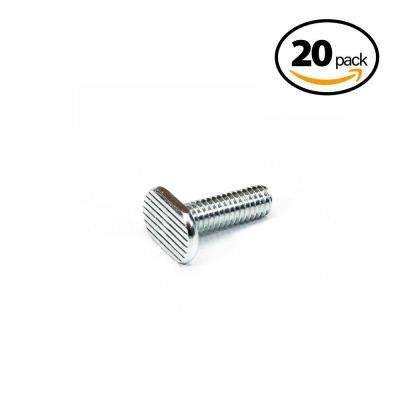 1 in. Tee Bolt 5/16 in.-18 (20-Pack)