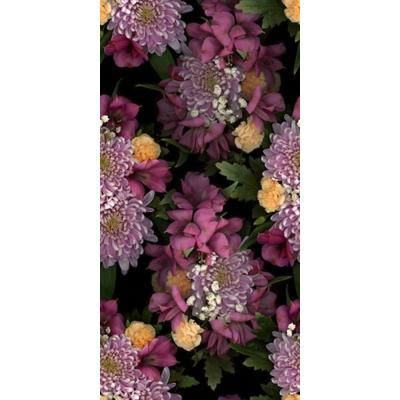 Photo Flowers I by Circle Art Group Removable Wallpaper Panel