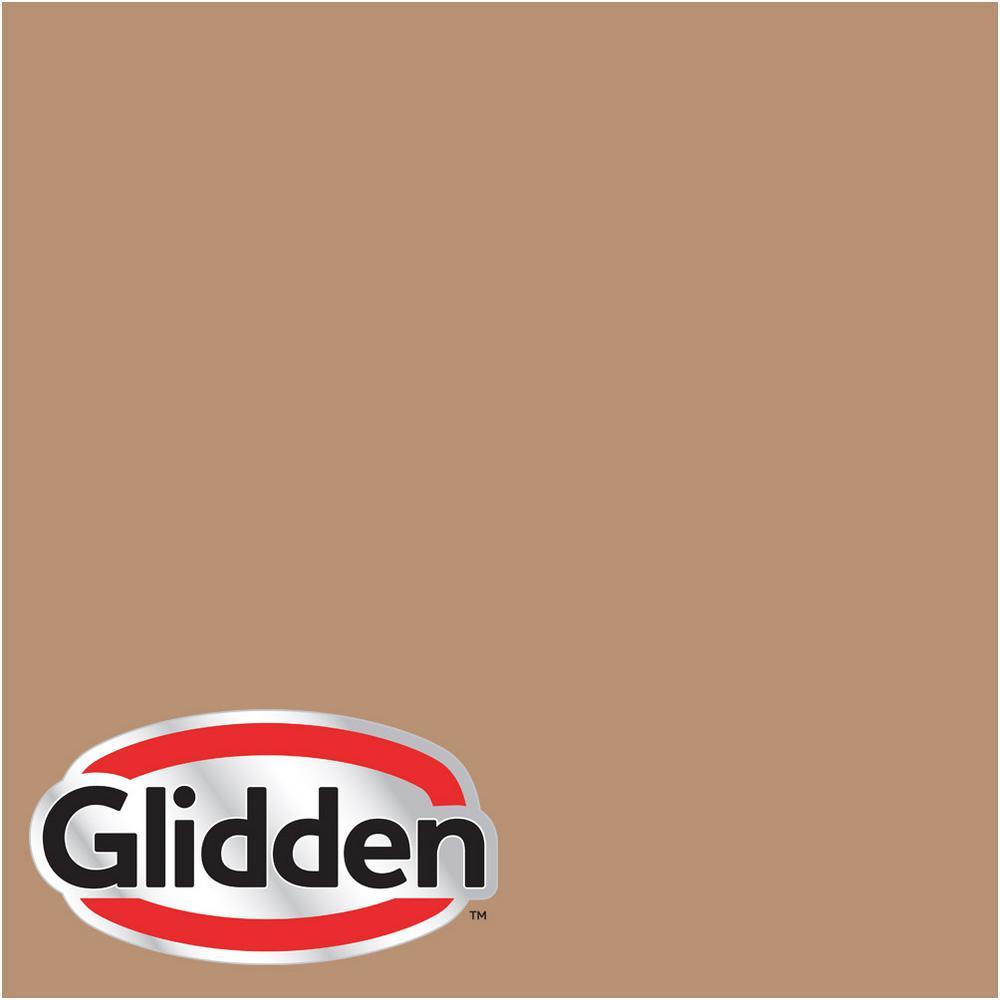 Hdgo38d Light Autumn Brown Satin Interior Paint Sample