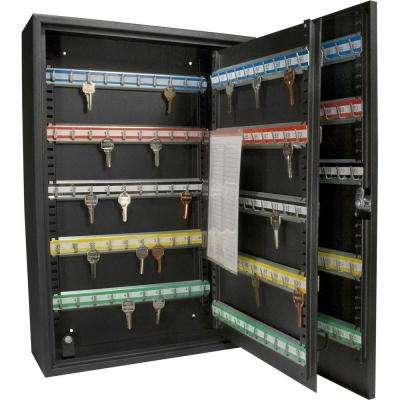 Deluxe 200 Keys Heavy Duty Lock Box Safe with Key Lock