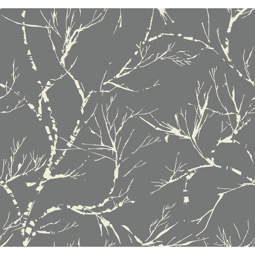 Ronald Redding Designs Masterworks White Pine Wallpaper