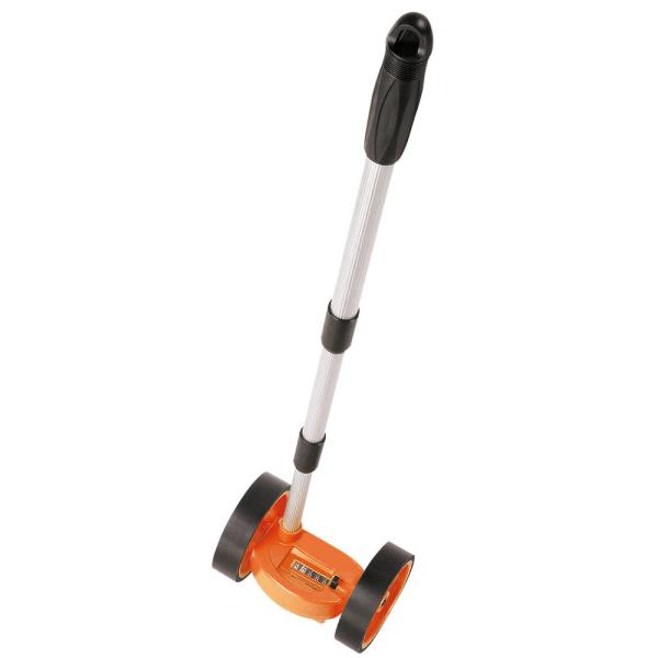 4 in. Measuring Wheel with Extendable Handle