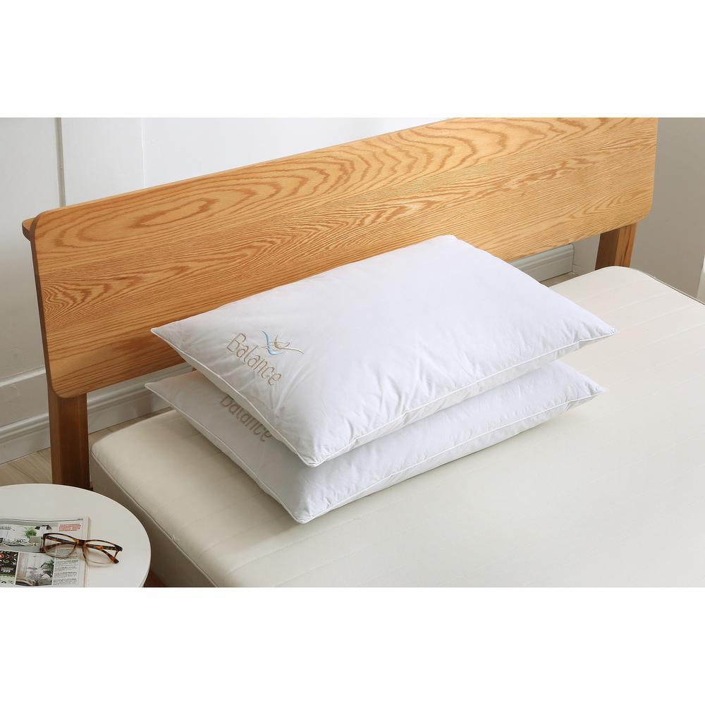 Balance Twin Pack King Pillow