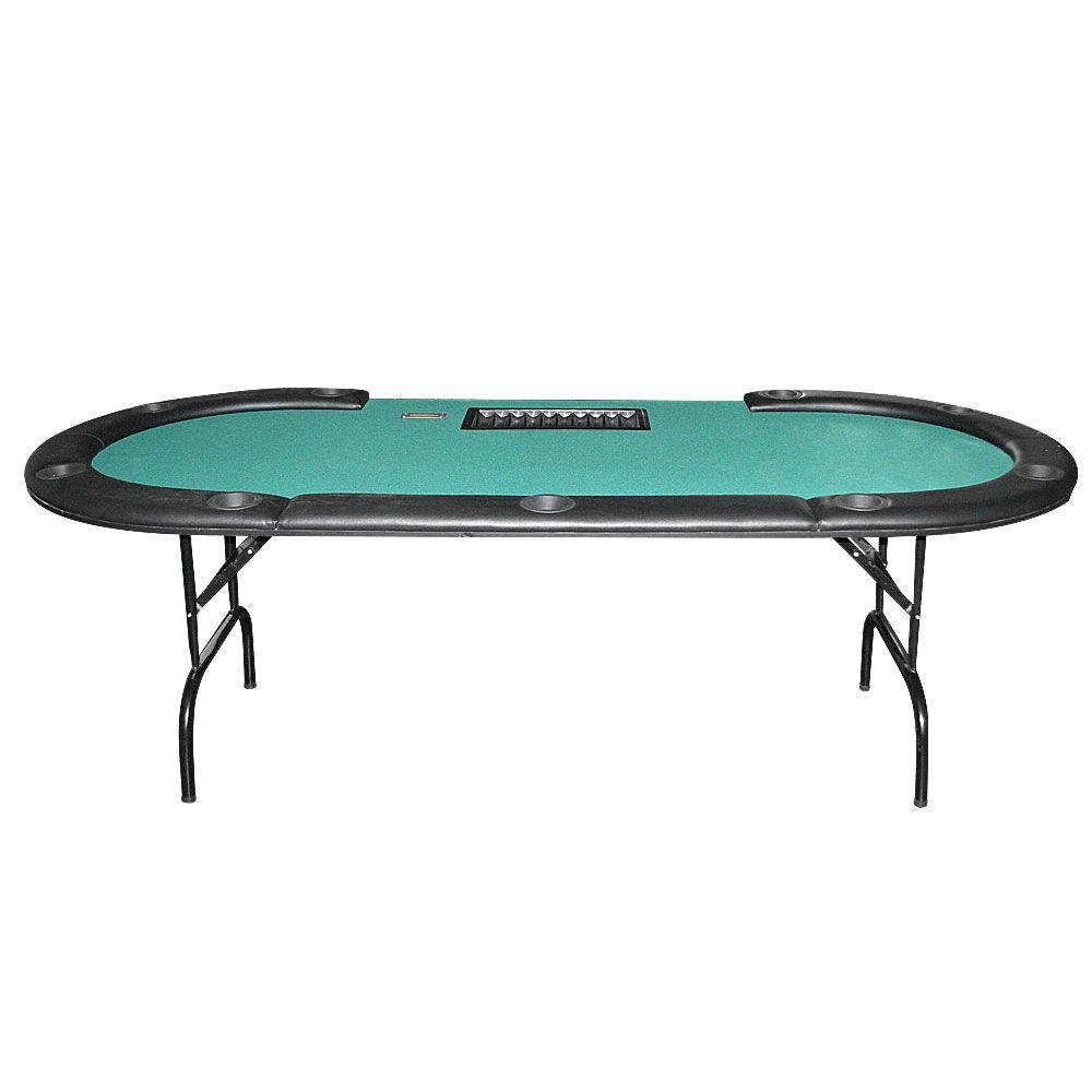 Trademark 96 in. Poker Folding Table