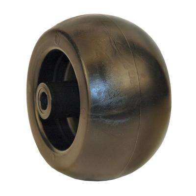 Replacement Deck Wheel for Craftsman, MTD/Cub Cadet, Murray, Simplicity, Snapper, Hustler, Toro, Excel and Ariens