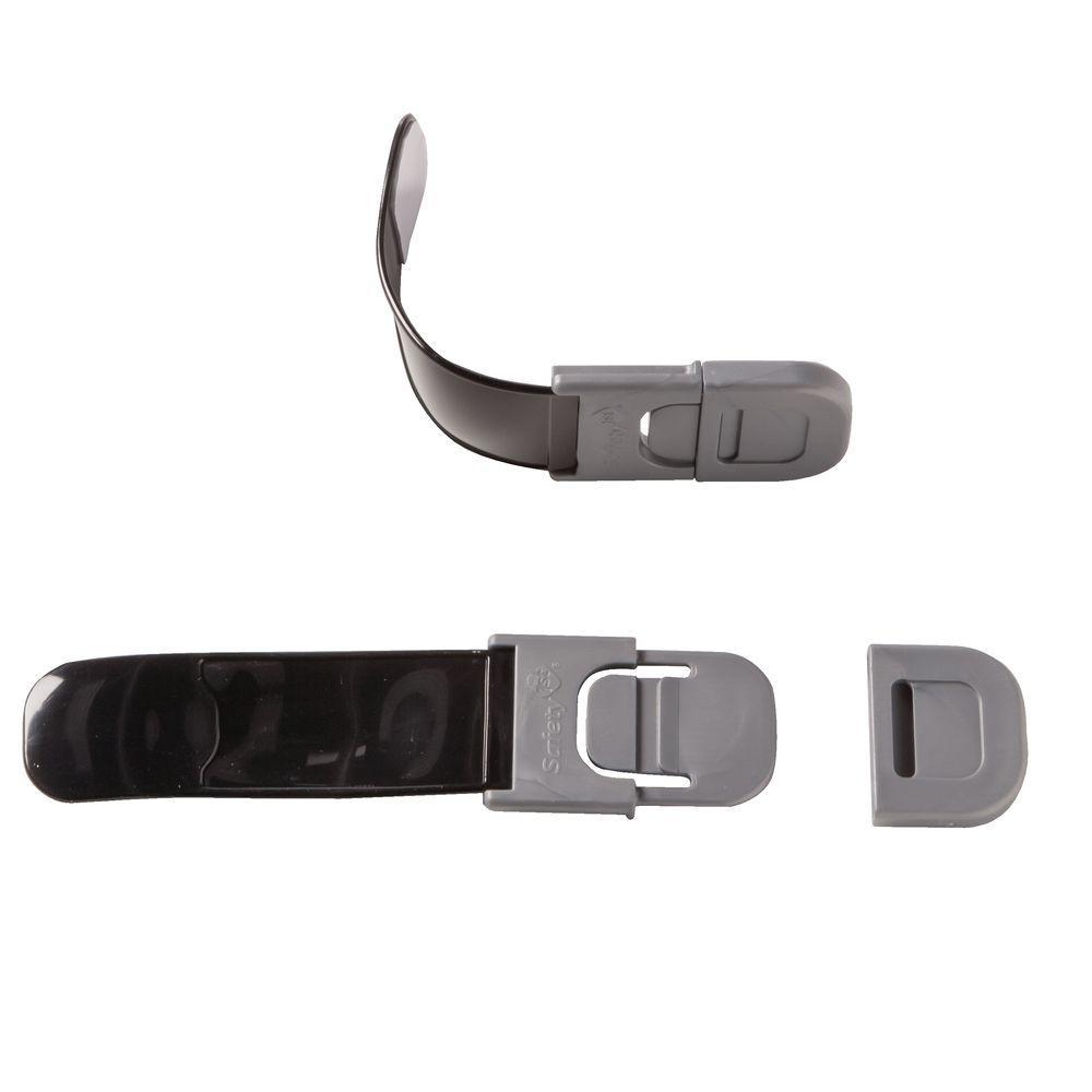 Multi-Purpose Decor Appliance Lock (2-Pack)