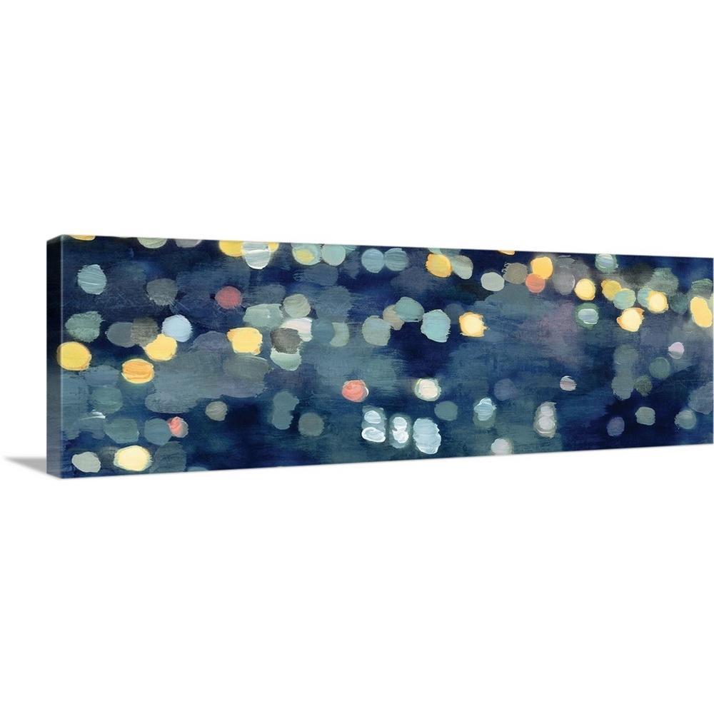 """City Lights II"" by PI Studio Canvas Wall Art"