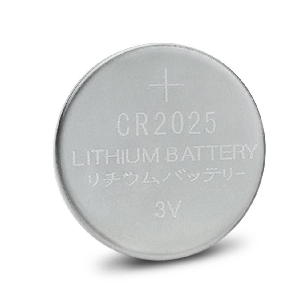 Lithium Button Cell CR2025 3-Volt Battery (24-Pack)