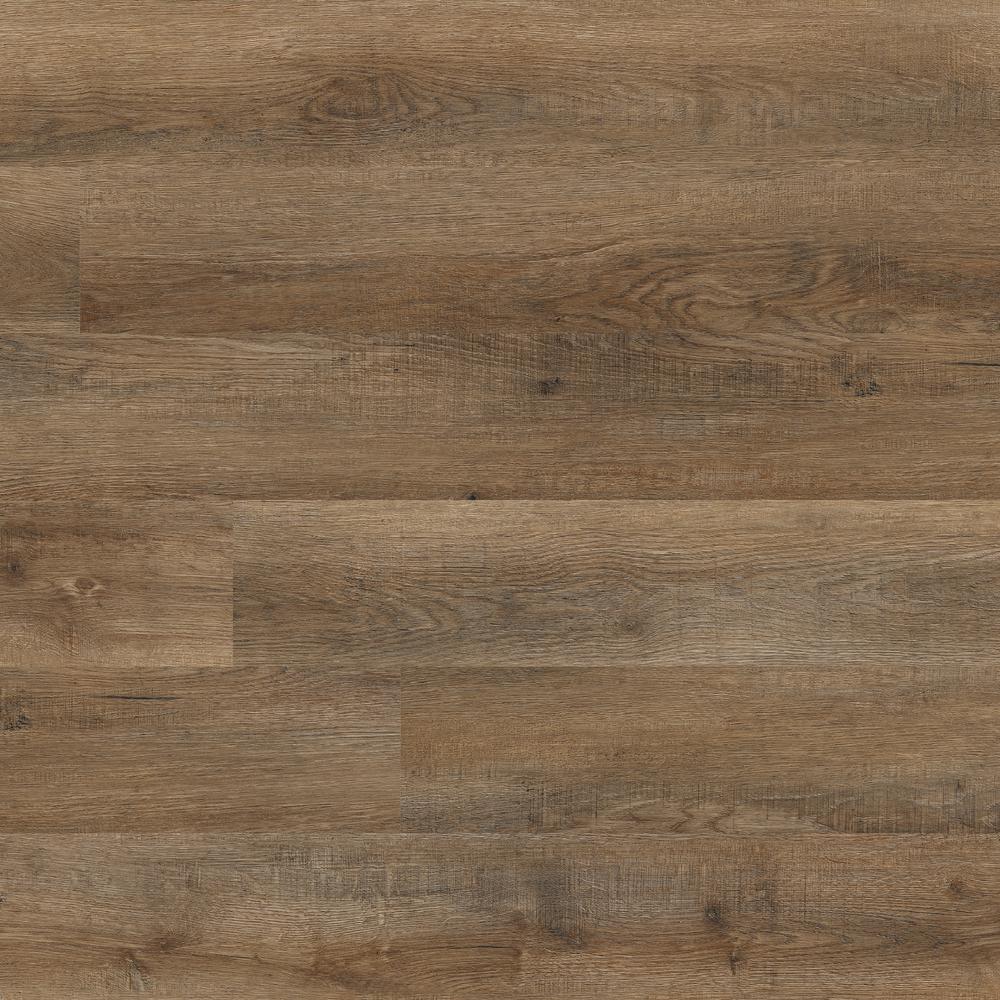 MSI Lowcountry Heirloom Oak 7 in. x 48 in. Glue Down Luxury Vinyl Plank Flooring (39.52 sq. ft. / case)