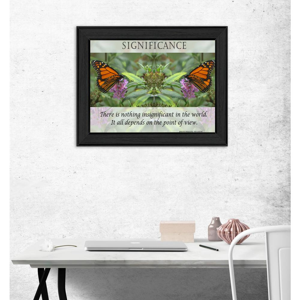 "15 in. x 19 in. ""Significance"" by Trendy Decor 4U Printed"