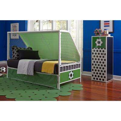 White Goal Keeper Daybed