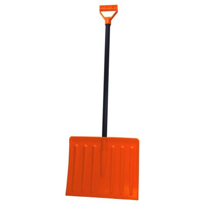 Bigfoot Series 11.25 in. Kid's Poly Snow Shovel with Steel Core Handle
