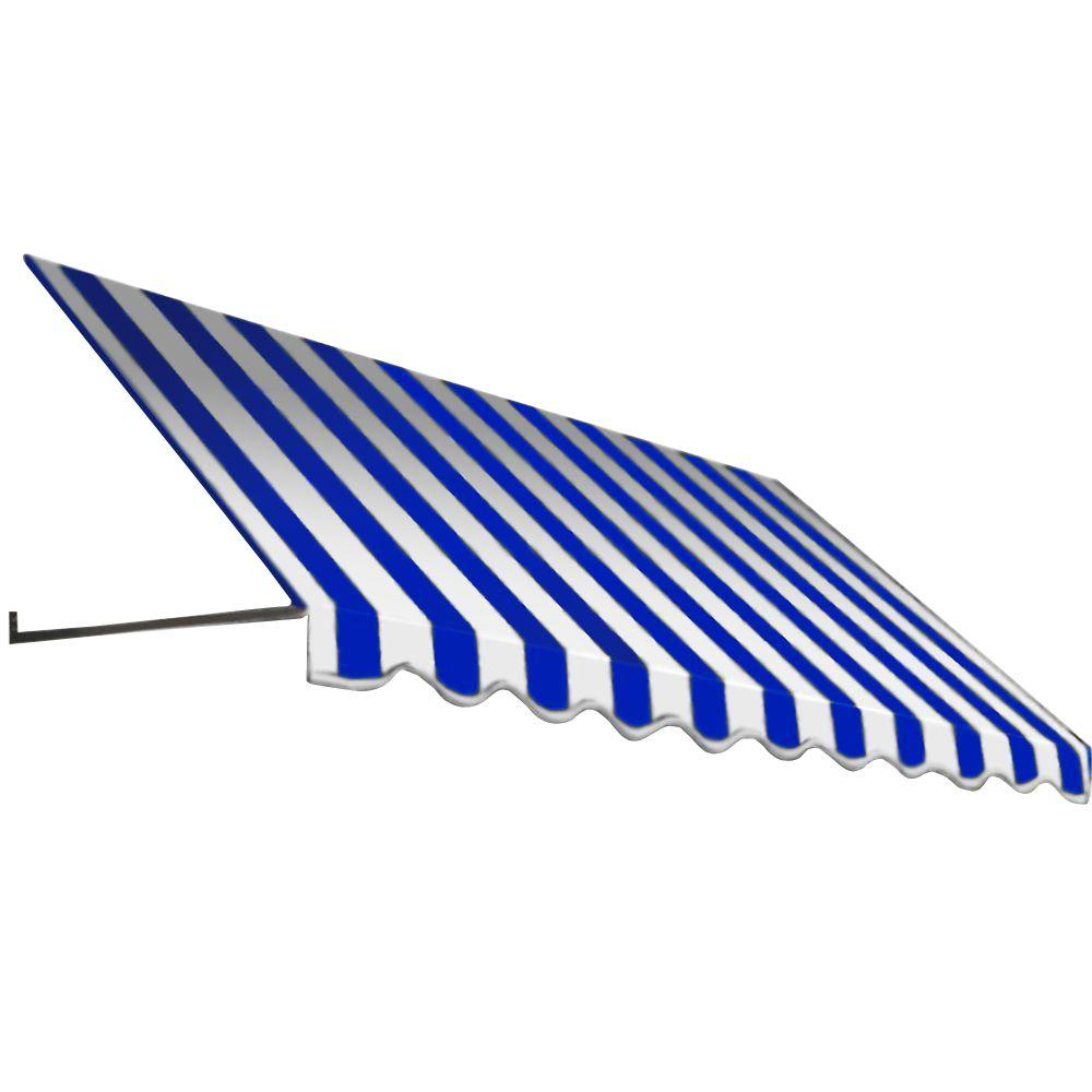 16 ft. Dallas Retro Window/Entry Awning (44 in. H x 24